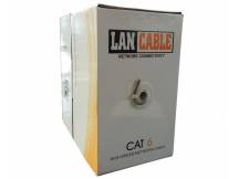 Cable UTP NRG+ Cat6 305 metros - cobre