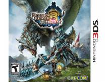 Juego Monster Hunter 3 Ultimate - 3DS