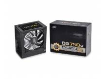 Fuente Deepcool 750w reales 80 plus gold
