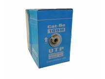 Cable UTP NRG+ Cat6E 100 metros - cobre