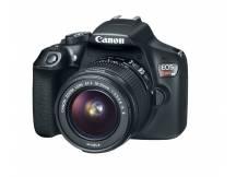 Camara Canon T6 lente 18-55mm