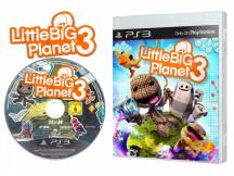 Juego Little Big Planet 3 PS3