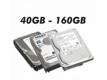 Disco duro con defectos 40GB a 160GB