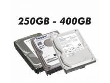 Disco duro con defectos 250GB a 400GB