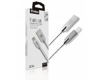 Cable Inkax MicroUSB 2A metal