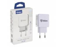 Cargador Dual USB Inkax 2.1A