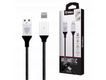 Cable Inkax Iphone 2.1A magnético