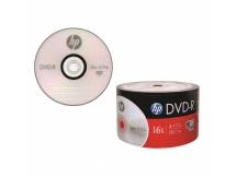 DVD-R 16X HP 120 min video, 4.7GB
