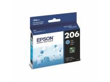 Cartucho Epson original T206220 Cyan