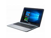 Notebook Asus Dualcore 2.6Ghz, 4GB, 500GB, 15.6, Win 10