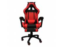 Silla Gamer Racer Super Speed II Reclinable 180° c/apoya pies