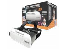 Lentes 3D VR Coby con control remoto
