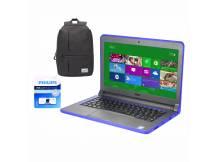 Notebook DELL Core i3 1.7Ghz, 4GB, 500GB, 13.3, Win 7