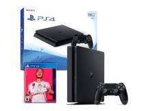 Consola PS4 500GB Slim + Fifa 20