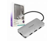Hub USB-C TARGUS 4 puertos USB 3.0