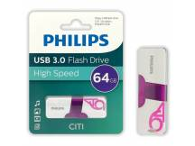 Pendrive Philips CITI 64GB USB 3.0