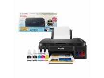 Impresora Multifuncion Canon G3101 + botella negra extra