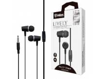 Auriculares Inkax Lively negros