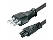 Cable de poder tipo Mickey 3 a en linea
