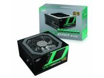 Fuente Deepcool 650w reales 80 Plus Gold