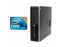 Equipo HP Core i3 3.3GHz, 500GB, 4GB, Windows 7 PRO