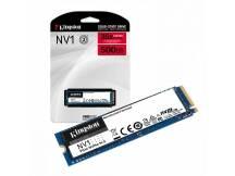 Disco SSD Kingston 500GB NVMe PCIe M2 2280