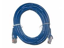 Cable patch cord Cat6E 1.5m