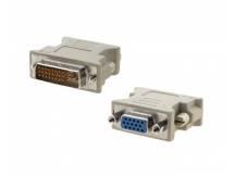 Adaptador DVI-I (m) a VGA (h)