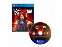 Juego WWE 2K19 - PS4